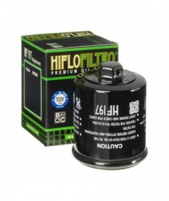 Alyvos filtras HF197