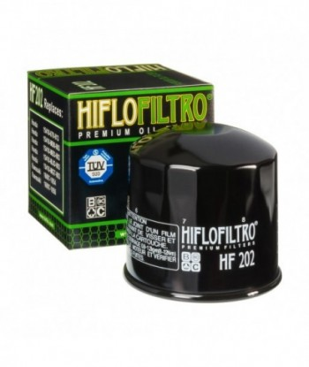 Alyvos filtras HF202