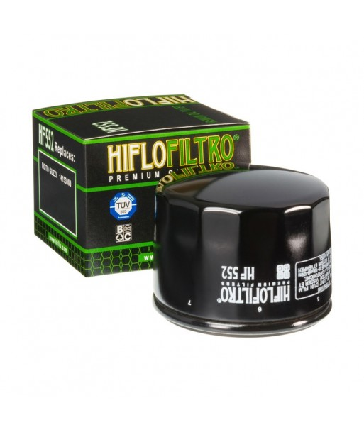 Alyvos filtras HF552