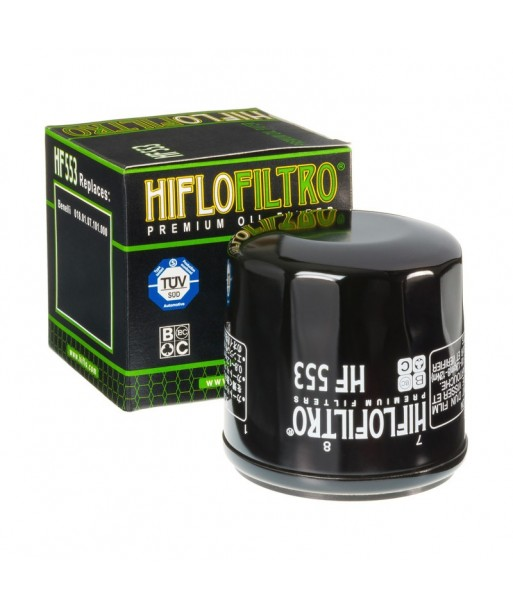 Alyvos filtras HF553