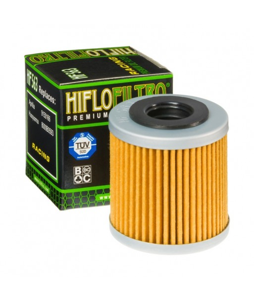 Alyvos filtras HF563