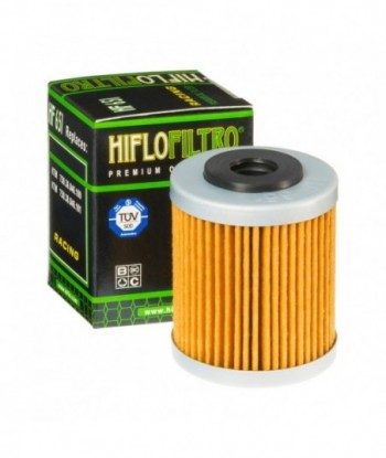 Alyvos filtras HF651