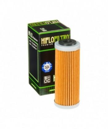 Alyvos filtras HF652