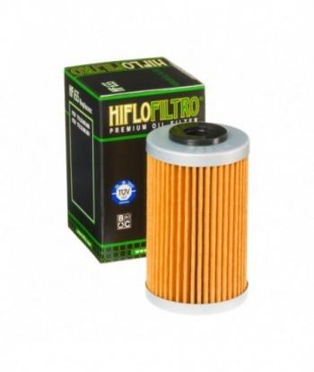 Alyvos filtras HF655