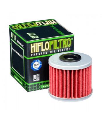 Alyvos filtras HF117
