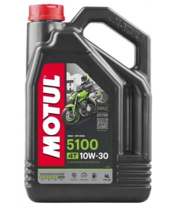 MOTUL 5100 4T 10W30 4L
