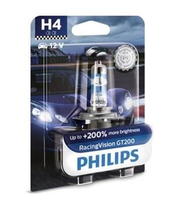 Lemputė Philips RacingVision GT200 3500K H4