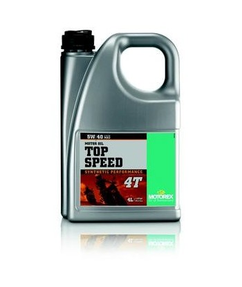 Motorex Top Speed 5w40 4L
