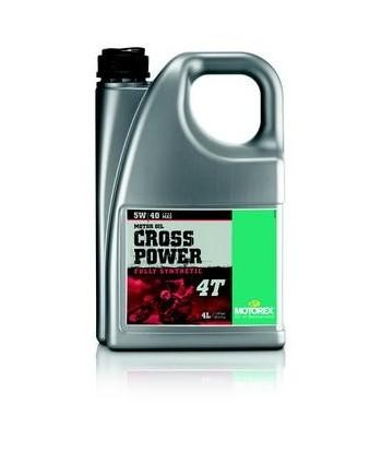 Motorex Cross Power 5w40 4L