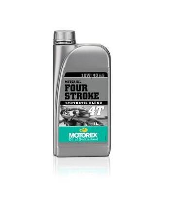 Motorex 4-Stroke 10w40 1L