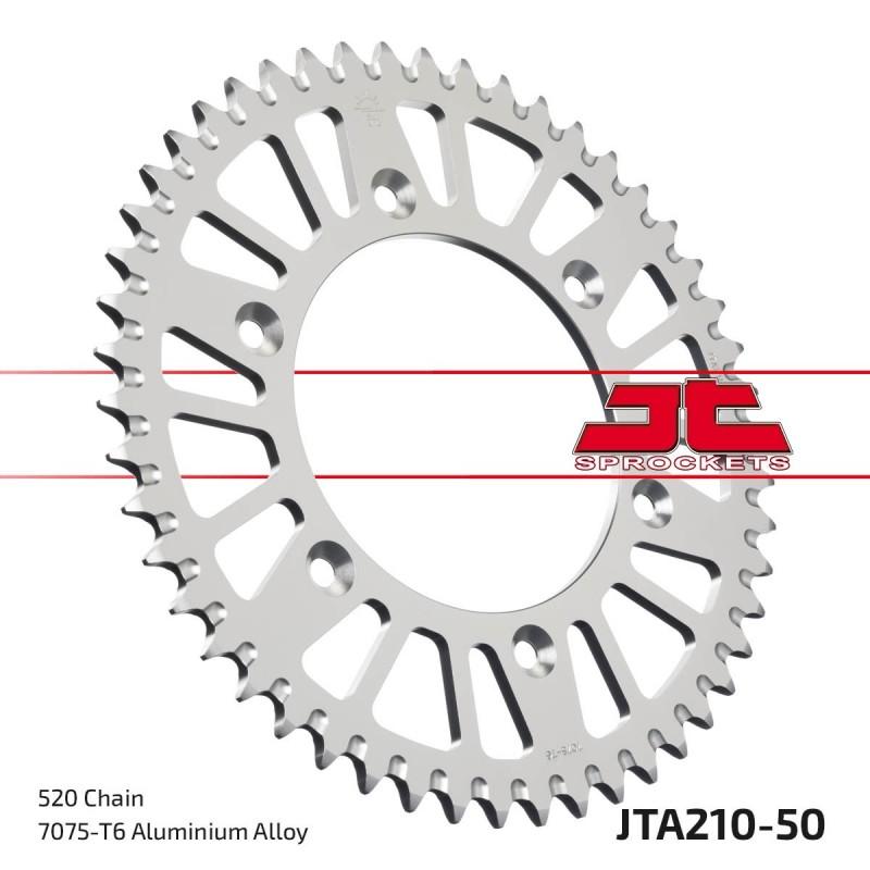 Aliuminė galinė žvaigždutė JTA210.50