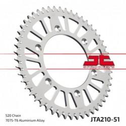 Aliuminė galinė žvaigždutė JTA210.51
