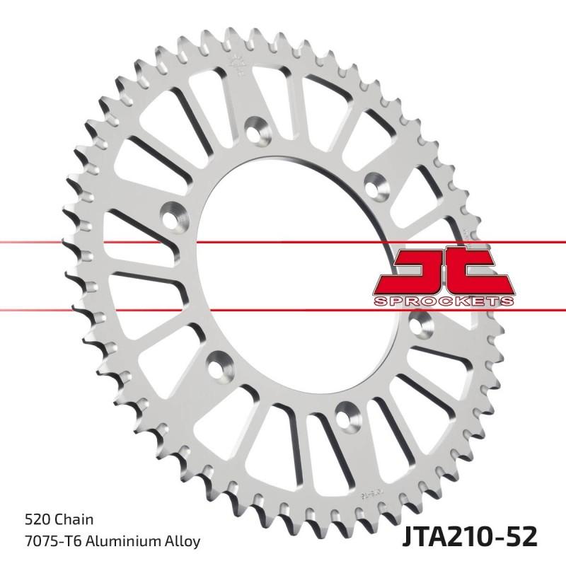 Aliuminė galinė žvaigždutė JTA210.52