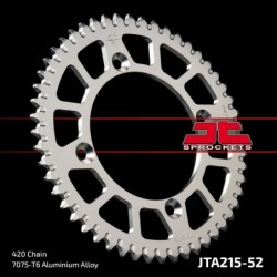 Aliuminė galinė žvaigždutė JTA215.52
