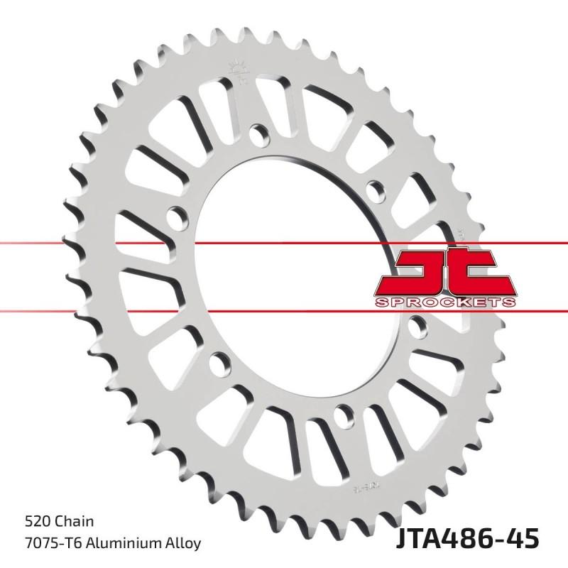 Aliuminė galinė žvaigždutė JTA486.45
