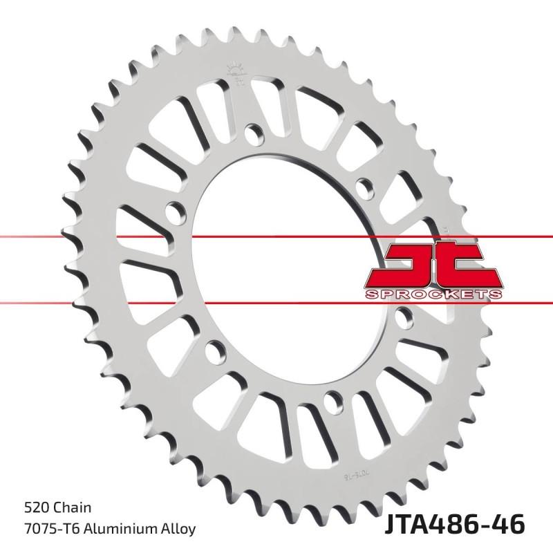 Aliuminė galinė žvaigždutė JTA486.46