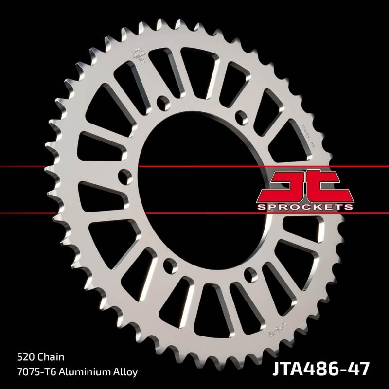 Aliuminė galinė žvaigždutė JTA486.47