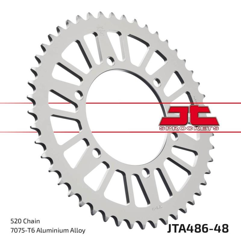 Aliuminė galinė žvaigždutė JTA486.48