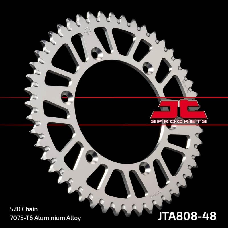 Aliuminė galinė žvaigždutė JTA808.48