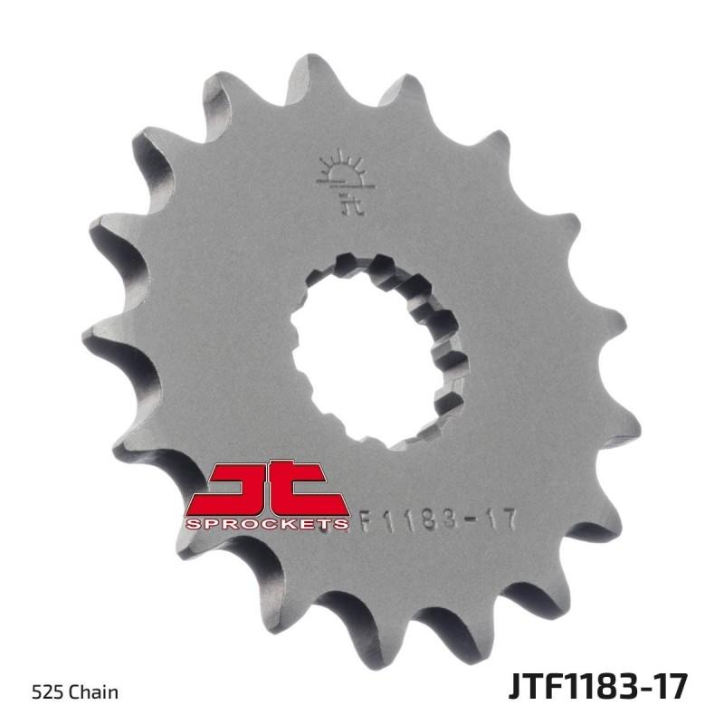 Priekinė žvaigždutė JTF1183.17