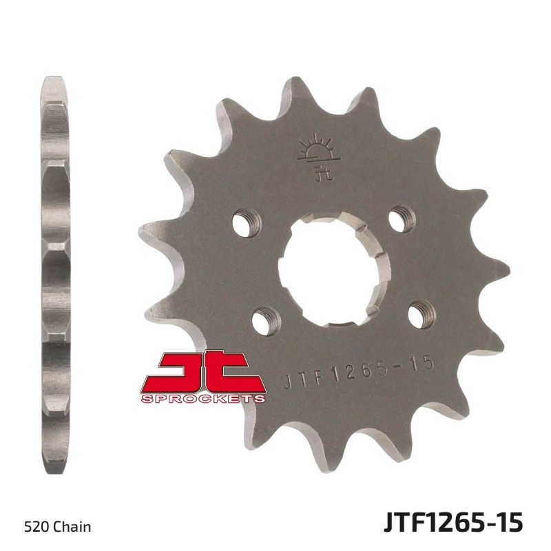 Priekinė žvaigždutė JTF1265.15